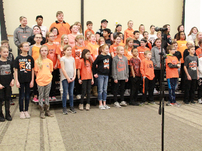Prairie Creek Choir